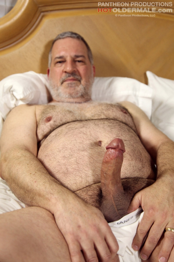 Old nude turkish men solo