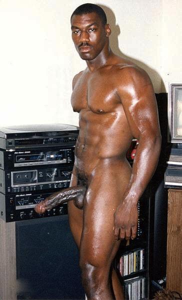 Beautiful black men with big cocks