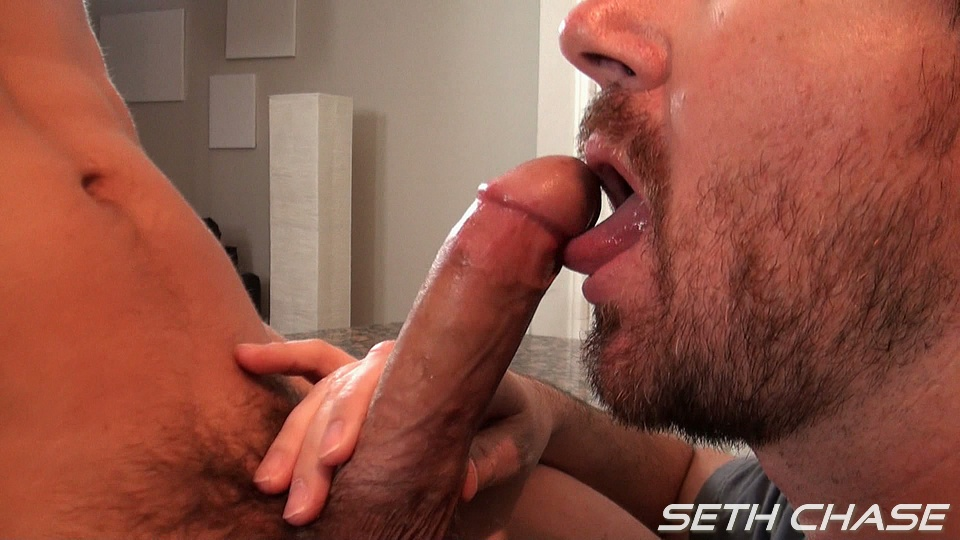 Straight men swallow cum gay first time 10