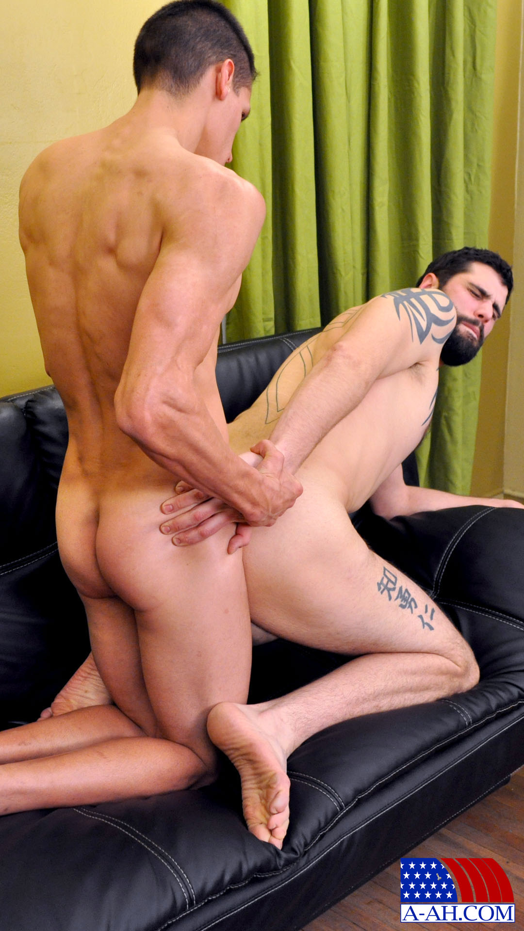 private antonio american heroes gay video