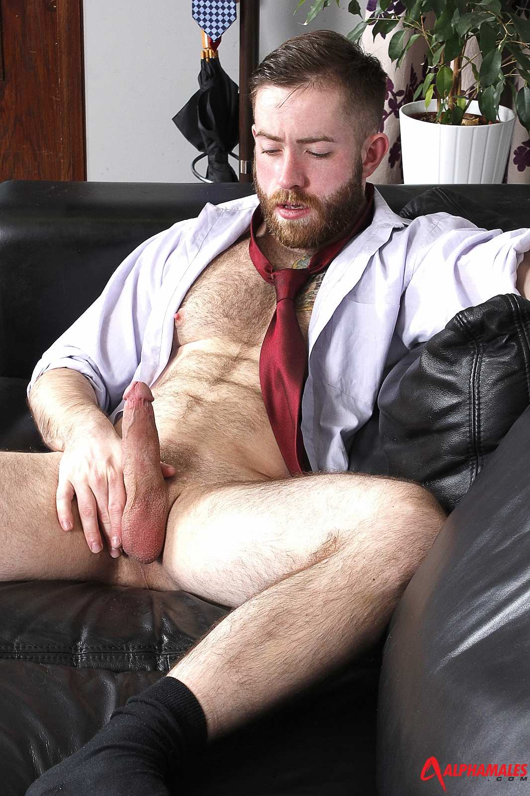 hairy Naked balls with men