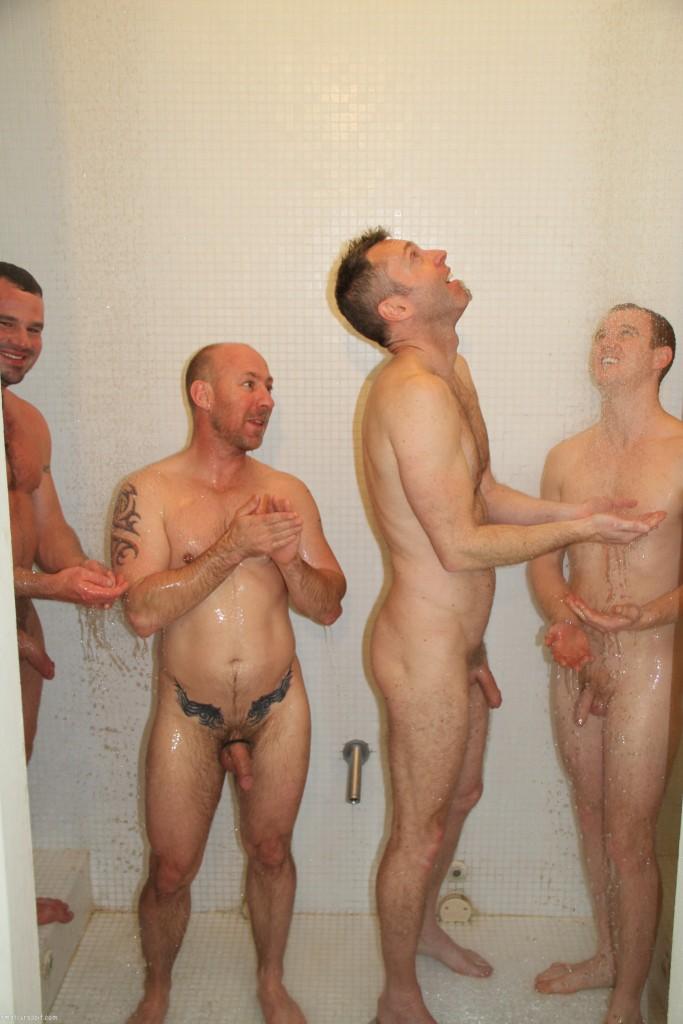 Naked ass dilf mature