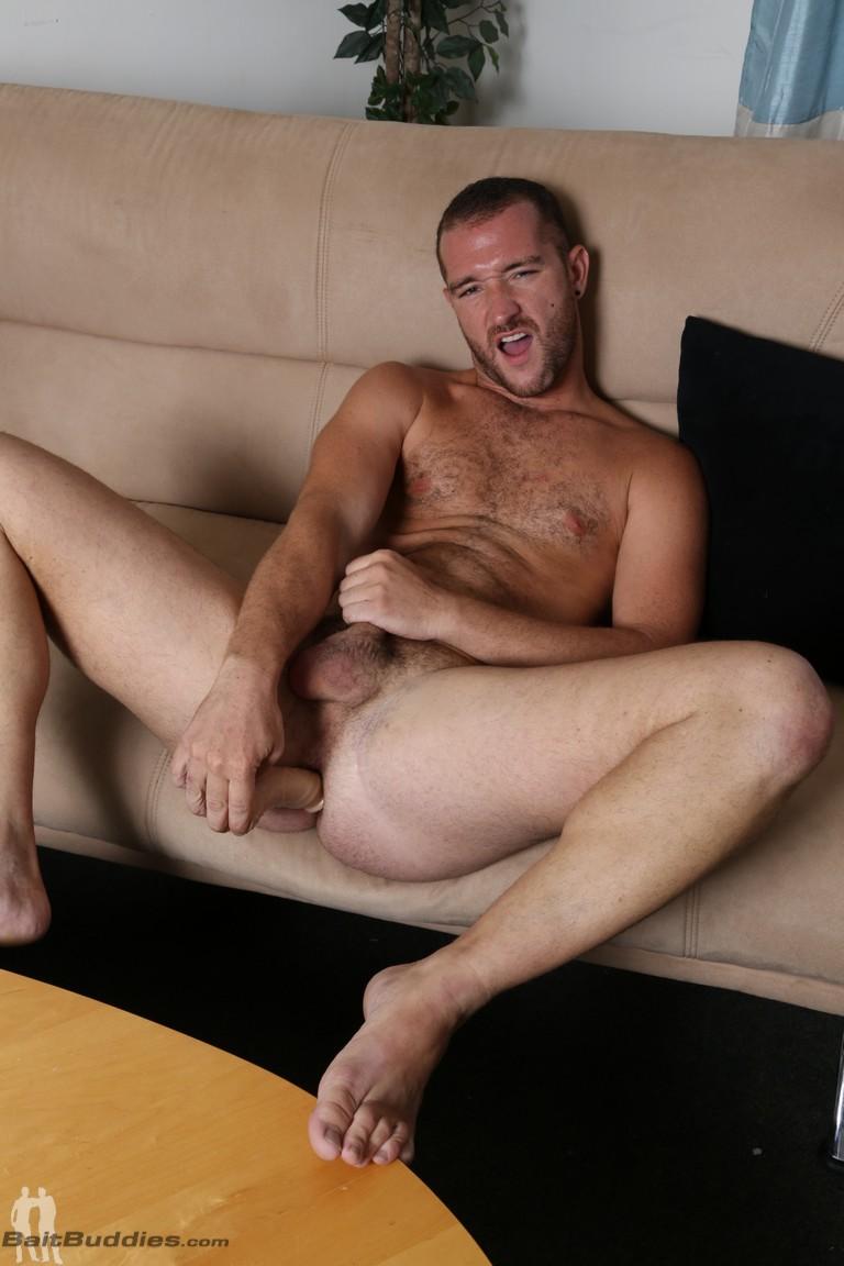 hairy gay dildo