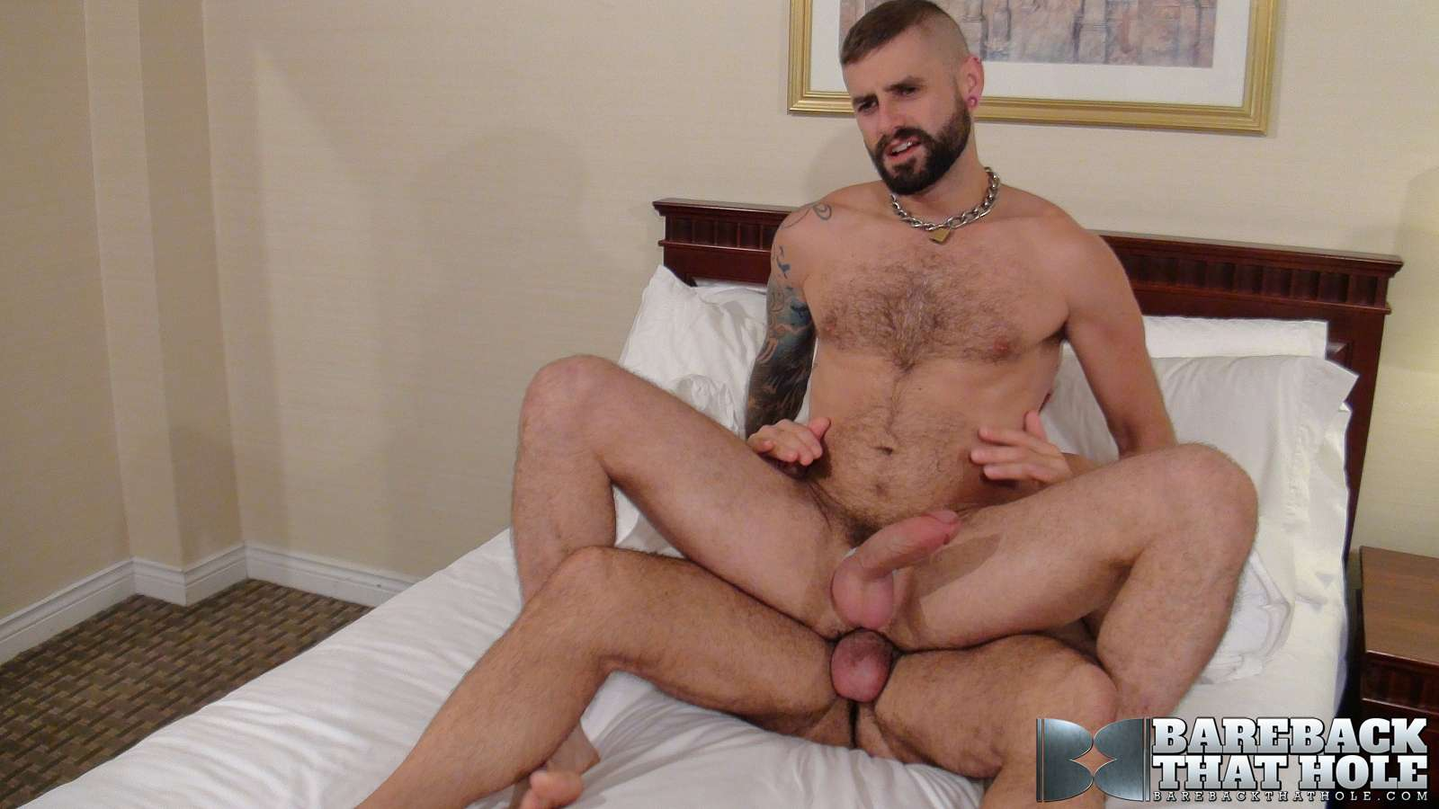 Bears Rides A Teen Studs Dick Hard Anal Plowing