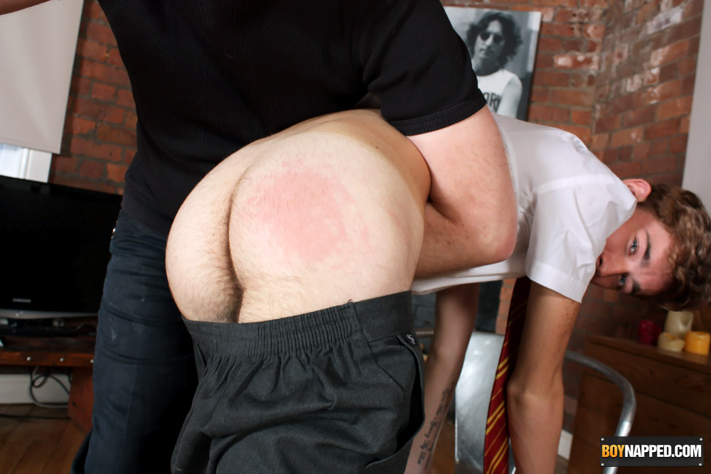 image Spanking boy schoolboy uk gay caught