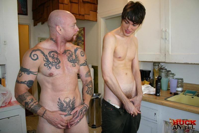 Male to female buck angel porn