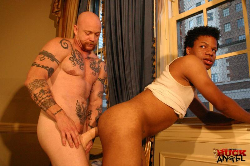 Buck angel fucked