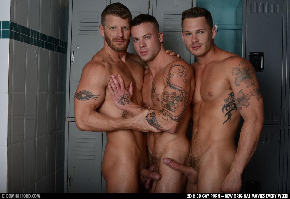 Gay straight seductions