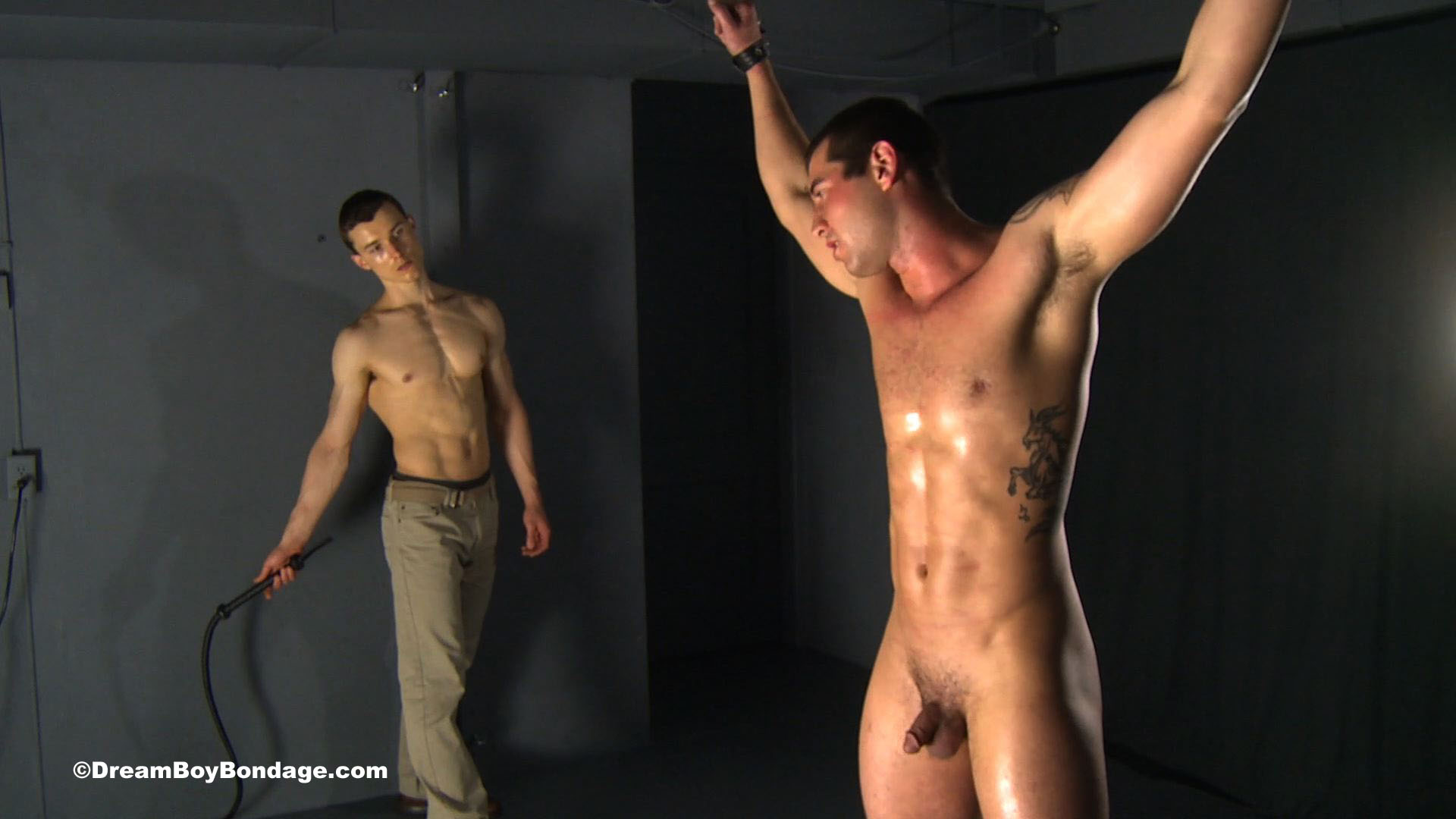 Want male genial bondage videos