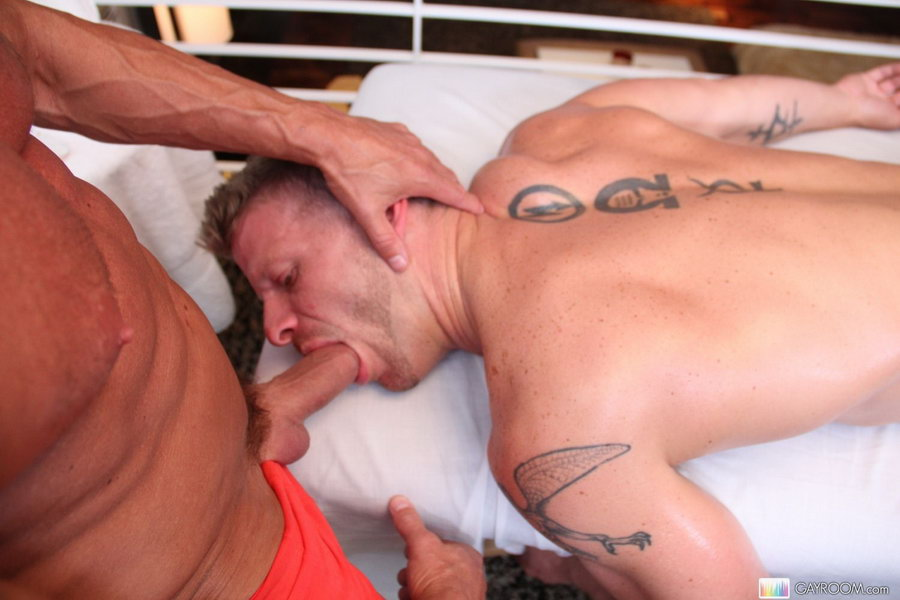 Gay Massage Straight Guy