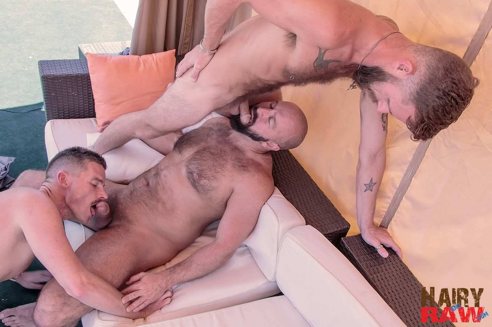 Big gay cock sucking