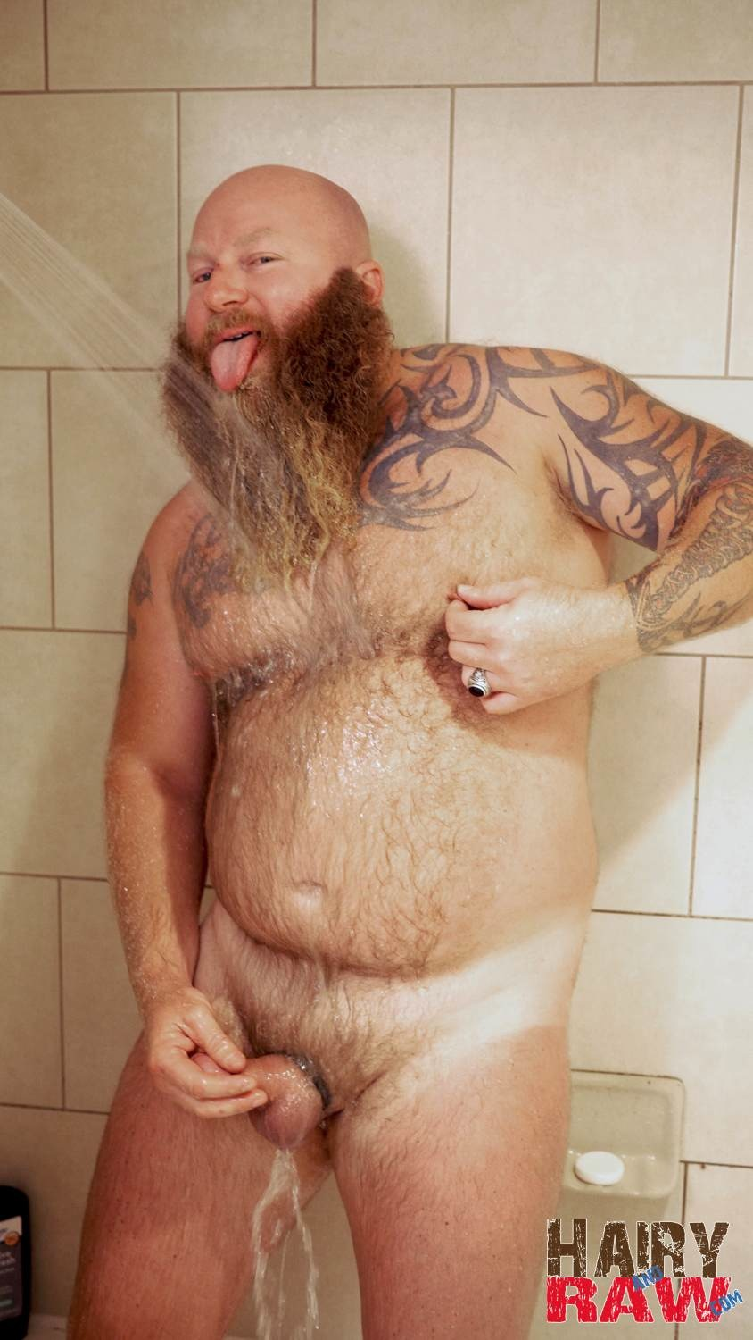 rusty Hairy g raw and