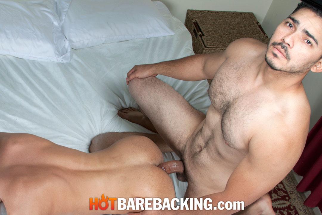 Hot barebacking