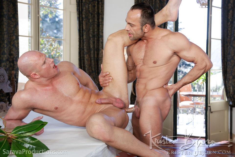 Gay seduction video