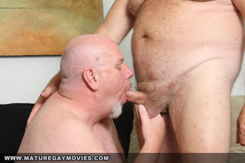 Fat mature gay sex