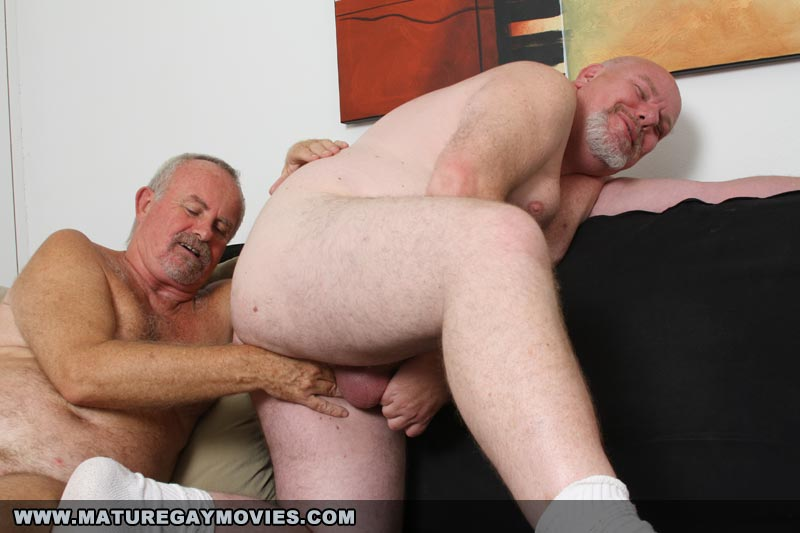 Old Mature Gay Daddies