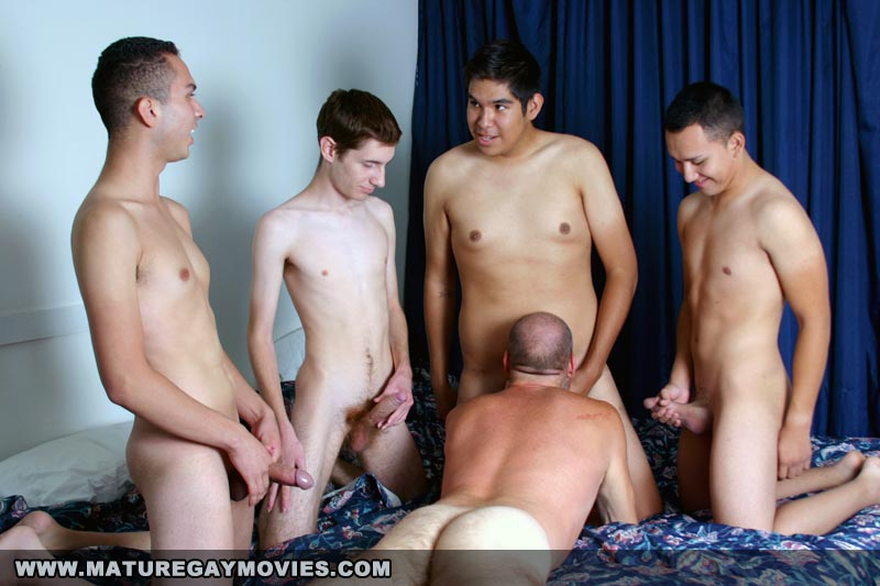 gang bang movies