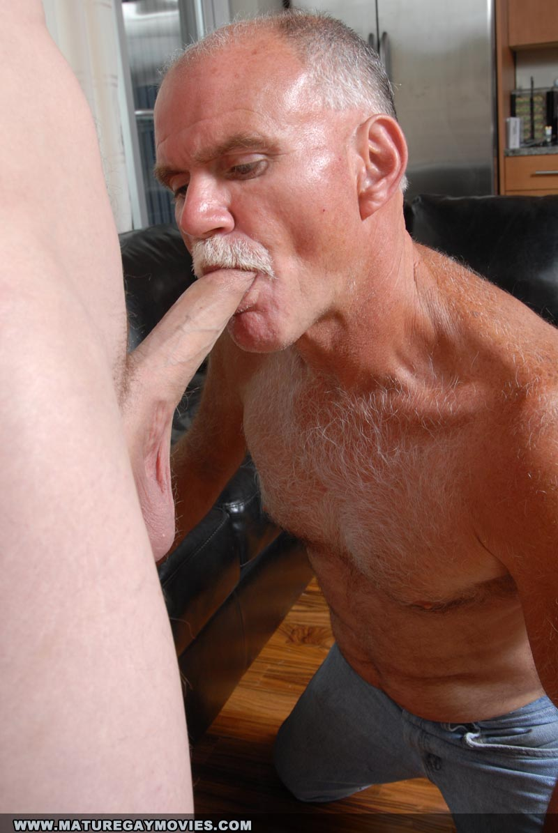 image Gay older men cumming gallery after