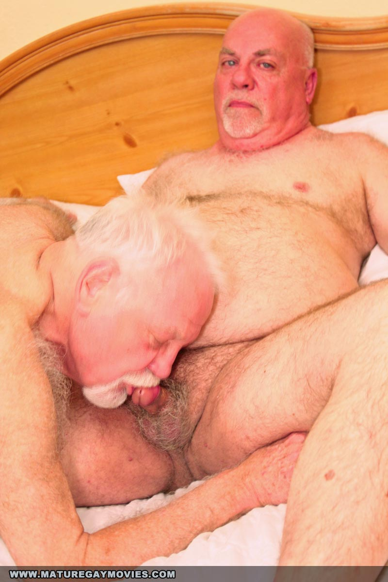Old Gay Mature