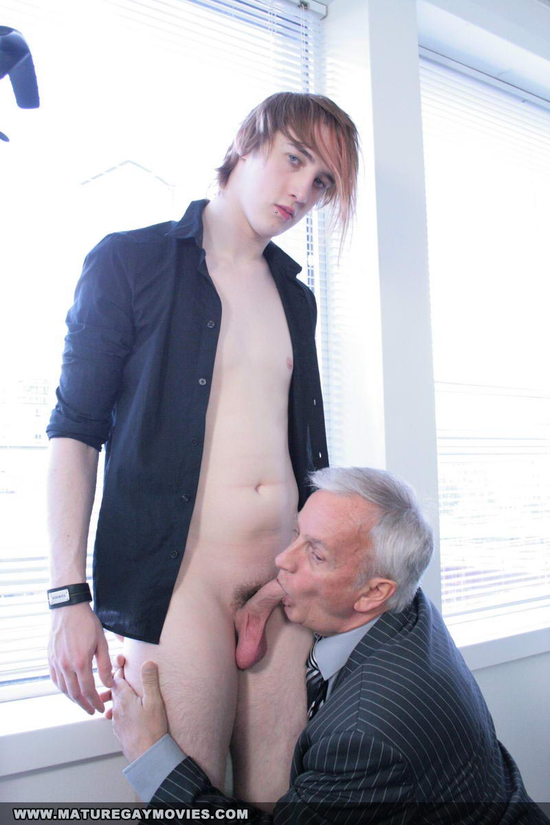Mature And Boy Gay