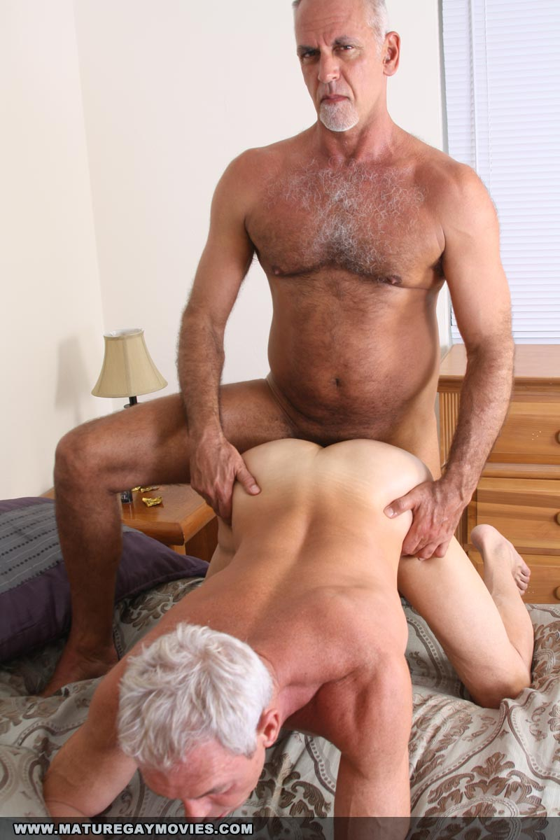 Hairy Mature Gay Tube