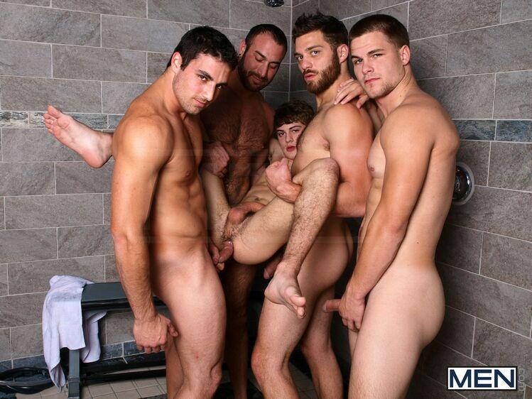 порно группа геи фото