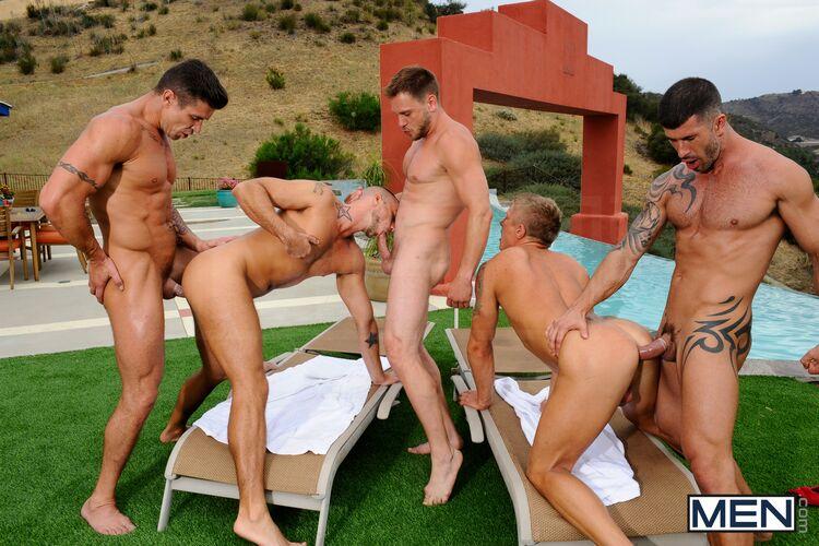 Gay pool xxx
