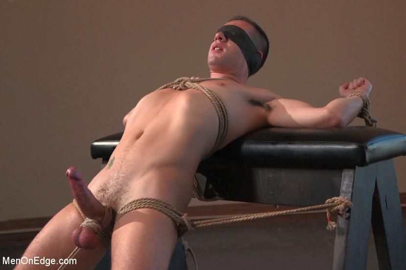 naked tied up men