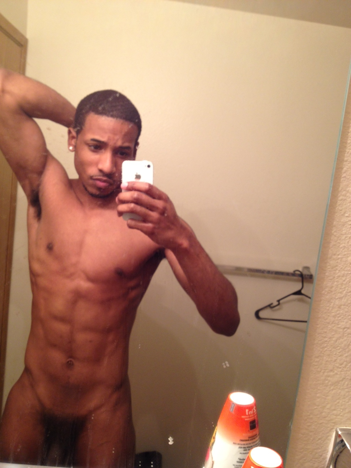 Light skin muscle nude