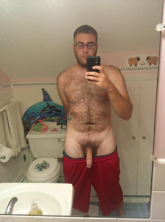 hung nude old guys