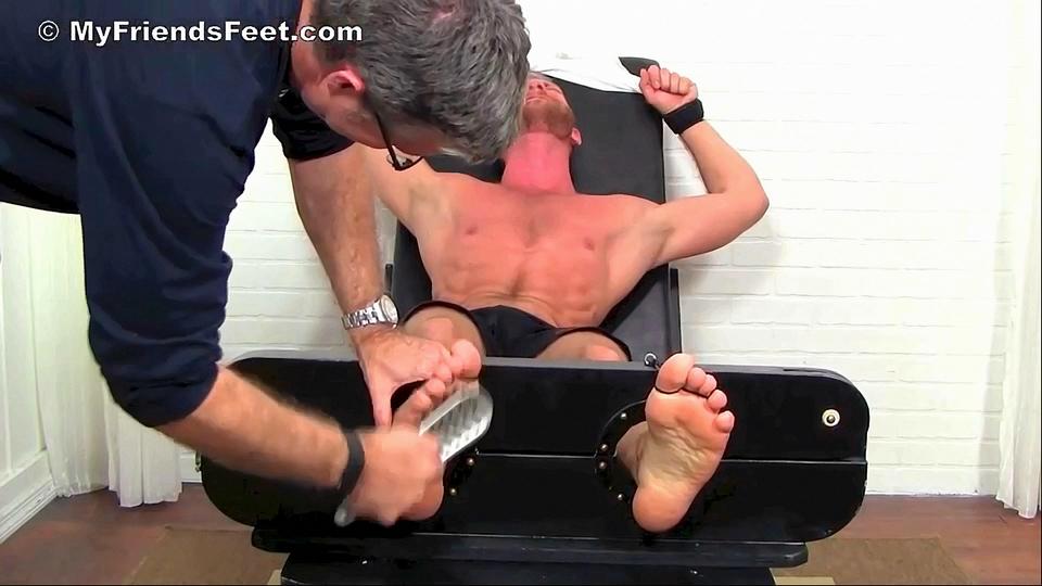daniel bare my friends feet