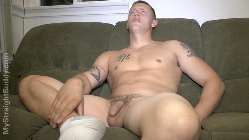 Straight Buddies Naked