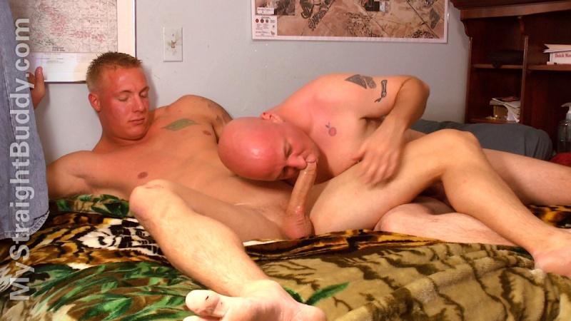 Straight Men Sucking Each Other