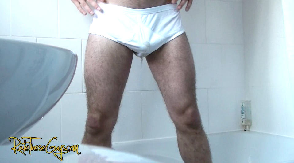 Boys Pissing In Briefs
