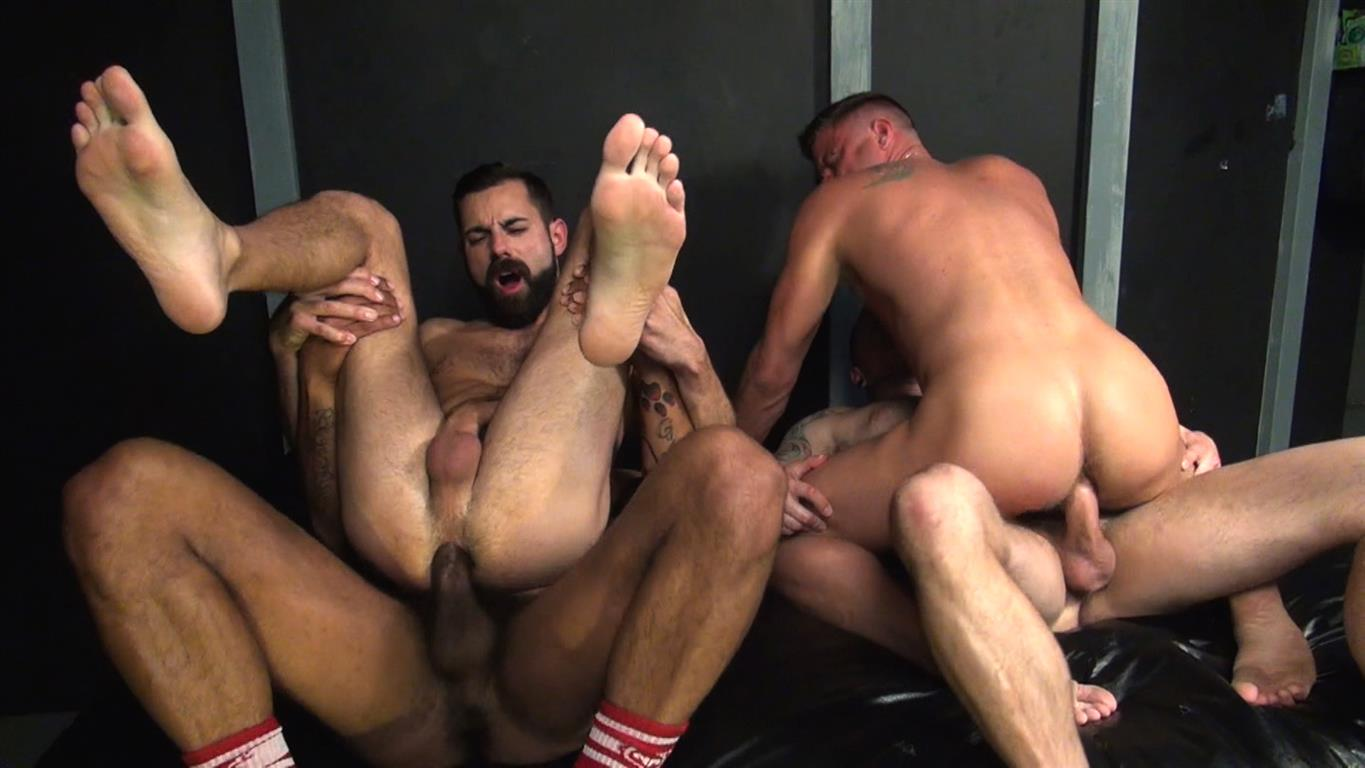 big cock anal creampie