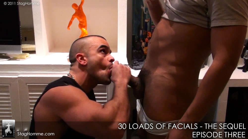 30 loads of facials the sequel episode 6 5