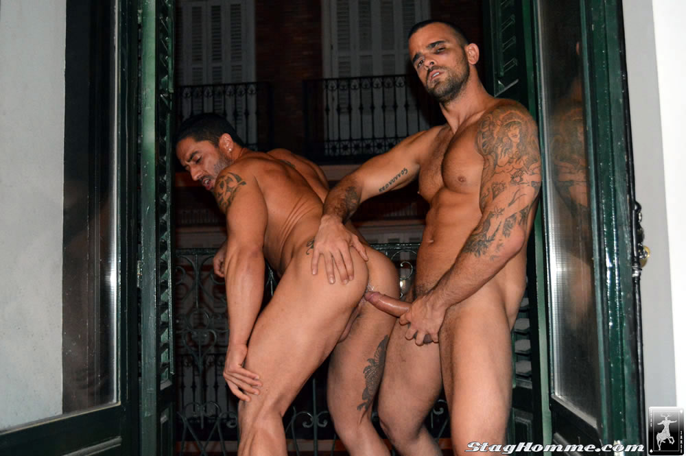 Cruising from the balcony w damien crosse amp robin sanchez 9
