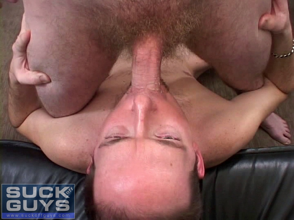 Straight men swallow cum gay first time 6