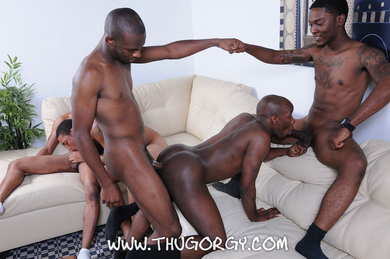 from Atlas free hardcore gay black thug porn