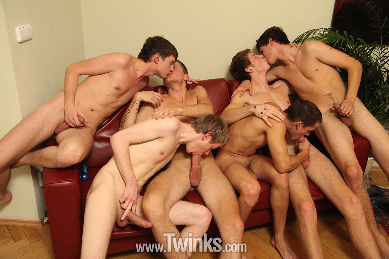 fucking twinks and cum licking gays