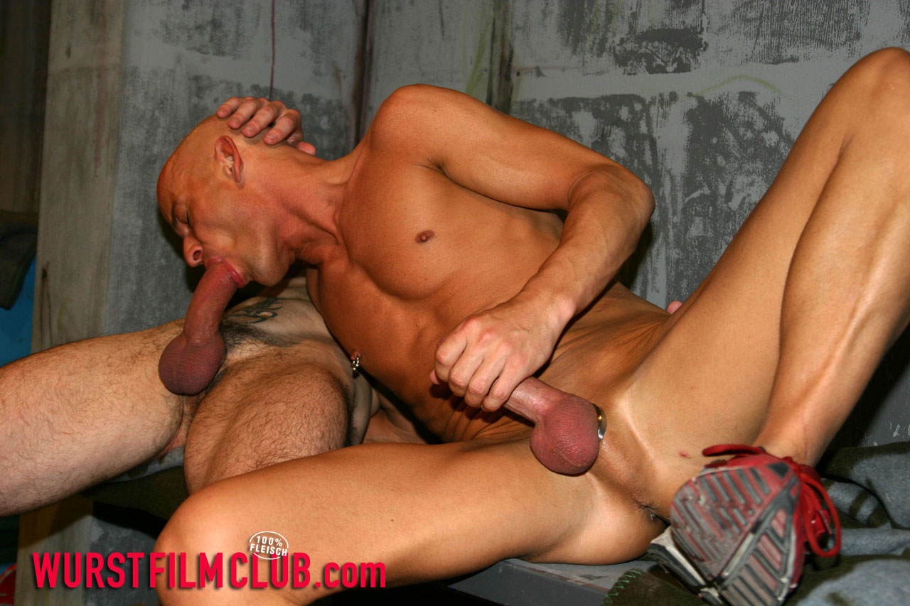 Submissived painter fucks his nude model 6