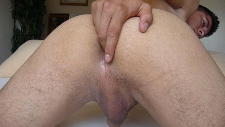 Young latin hottie gets anally fucked from behind by a big dick