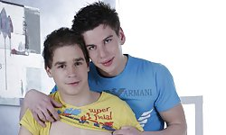 Marc Sage and Marco Rivera