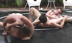 Wrestling Hunks #05
