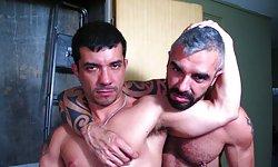 Gio Cruz and Samson Stone