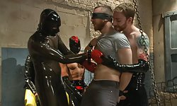 BIP First Anual Rubber Party