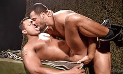 Angelo Marconi and Jessy Ares