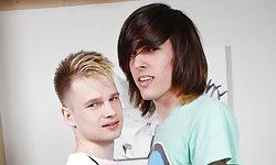 Ivan Thundero and Kamyk Walker