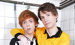 Ethan White and Alexander Syden