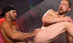Damien Stone Fucks Adam Herst